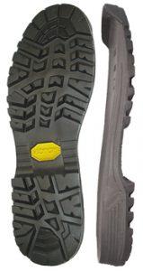 réparer talon de chaussure de randonnée